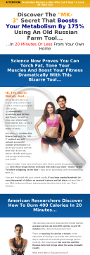 Lean Bells For Maximum Fitness & Fat Loss - Kettlebell Training preview. Click for more details