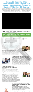 Learn To Blog - Premium preview. Click for more details