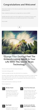 Life Mastery - Huge Subliminal Package preview. Click for more details