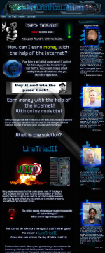 Linetriad Ii. Roulette Program preview. Click for more details