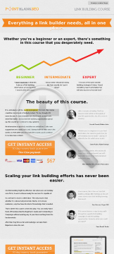 Link Building Course | Point Blank SEO preview. Click for more details