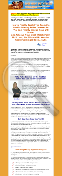 Lose Weight Easy Hypnosis preview. Click for more details
