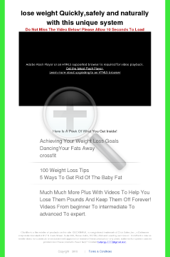 Lose Weight Quickly,safely And Naturally With This Unique System preview. Click for more details
