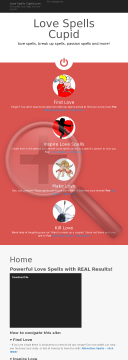 Love Spells Cupid preview. Click for more details