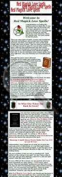 Love Spells preview. Click for more details