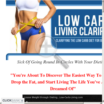 Low Carb Living Clarified preview. Click for more details