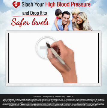 Lower Blood Pressure Naturally - Most Compelling Proof Ever! preview. Click for more details