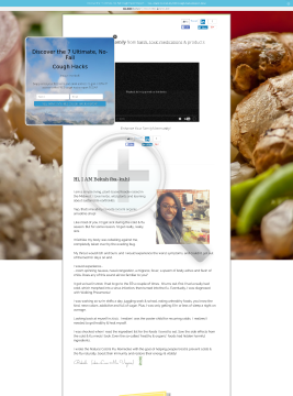 Luv Me Vegan Presents: Guide To Natural Cold And Flu Remedies preview. Click for more details