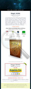 Magic Huna preview. Click for more details