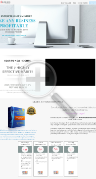 Make Any Business Profitable - The 7 Highly Effective Habits! preview. Click for more details