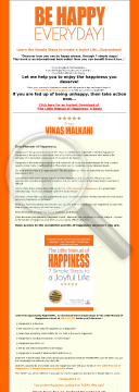 Manual Of Happiness preview. Click for more details