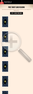 Master Li Tarot Card Reading preview. Click for more details