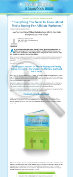 Media Buying Guidebook preview. Click for more details