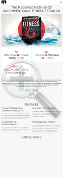 Megamad Fitness preview. Click for more details