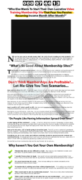 Membership Sites By Membership Wholesaler preview. Click for more details