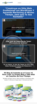 Mi Blog Al Instante preview. Click for more details