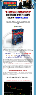 Mongoose Forex System + Alerts E-mail. Profit Generating. New preview. Click for more details