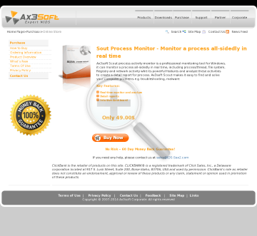 Monitor A Process All-sidedly In Real Time preview. Click for more details