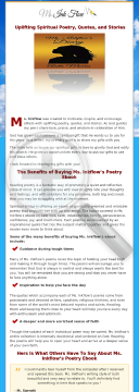 Ms. Inkflow Poetry Ebook preview. Click for more details