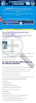 My Email Marketing Success preview. Click for more details