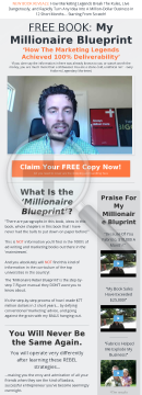 My Millionaire Blurprint preview. Click for more details