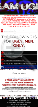New 2019! Team Ugly! Untapped Gold Mine In Dating Niche - 75% Comm! preview. Click for more details