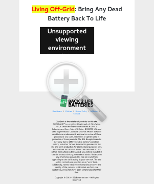 New Battery Reconditioning Course! Blueprints Batteries preview. Click for more details
