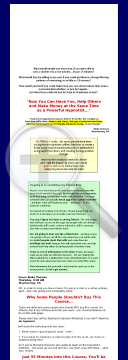 New Hypnosis Product Converts Leads Like Crazy! preview. Click for more details