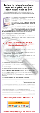 New - If Theres Anything I Can Do: How To Help Someone Cope With Grief preview. Click for more details