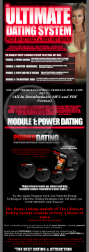 New! Top Dating Advice For Men / Seduction Product! preview. Click for more details
