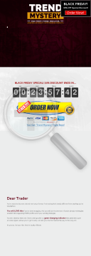 New Ultimate Forex Launch - Trend Mystery preview. Click for more details