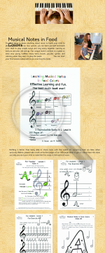 New Unique System To Learn Music For Children 1 Year Old And Up. preview. Click for more details