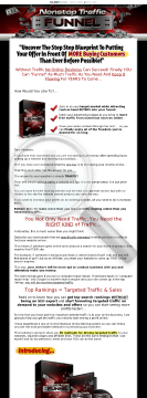 Nonstop Traffic Funnels! preview. Click for more details