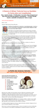 Now In French ! -- The Alternative Daily -- Multiple Popular Offers preview. Click for more details