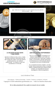 Oferta De Bitcoin Cryptocurrency preview. Click for more details