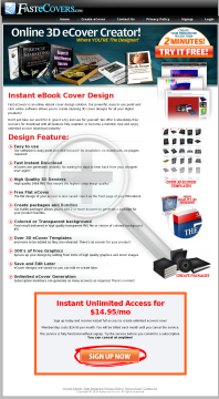 Online 3d Ebook Cover Creator preview. Click for more details