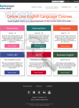 Online English Courses. Earn $70 - $95 Per Sale. preview. Click for more details