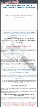 Online Presence, Digital Marketing Training preview. Click for more details