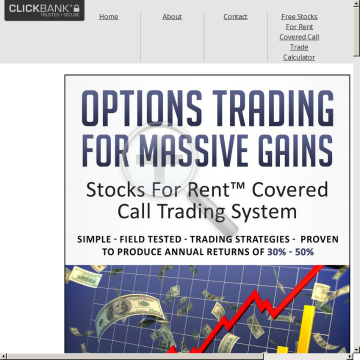 Options Trading For Massive Gains preview. Click for more details