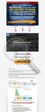 Page One Plugin 2.0- WordPress SEO Plugin preview. Click for more details