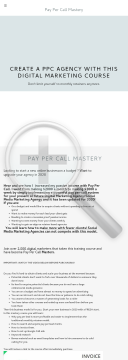 Pay Per Call Mastery preview. Click for more details