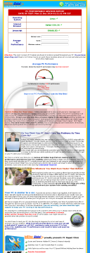 PC Repair Clinic - High Converting Registry Cleaner In Town preview. Click for more details