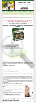 Pet Sitting Business Start Up Kit preview. Click for more details