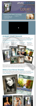 Photobackgrounds Ashbury Court Package preview. Click for more details