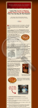 Pizza Recipe: Secrets From Inside The Pizzeria preview. Click for more details