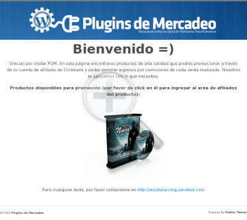 Plugins De WordPress Para Marketing Offline & Online preview. Click for more details