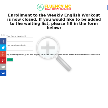 Practice Speaking English With Fluency Mc! preview. Click for more details