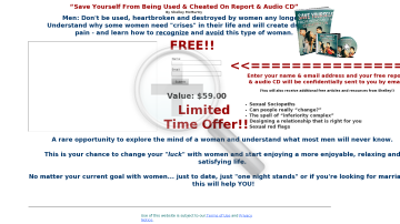 Product For Men Who Want To Date Better Women preview. Click for more details