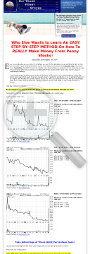 Profit From Day Trading Penny Stocks. preview. Click for more details