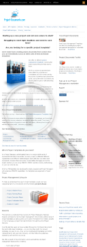 Project Management Documents Toolkit preview. Click for more details